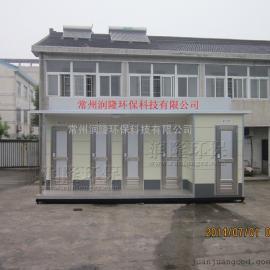 供应湖北河南开封移动公厕、浙江环保厕所厂家