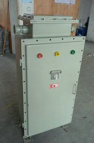 7.5KW防爆启动箱BQJ 防爆钢板自耦减压电磁起动箱