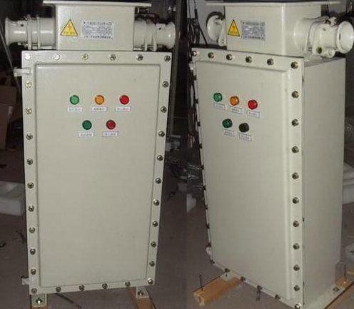铸铝防爆软启动器BQXR 防爆钢板焊接软起动器