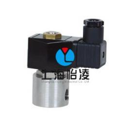 上海高品质不锈钢电磁阀|上海怡凌UD不锈钢直动型电磁阀