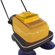 明诺手推式扫地机 厂家直销电动清扫车 小区物业用道路扫地机
