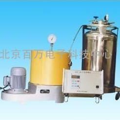 液氮型低温行星式球磨机