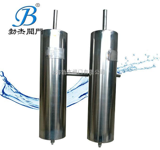 沼气凝水器
