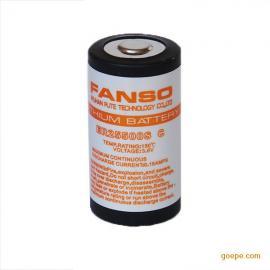孚安特150℃耐高温锂电池ER25500S