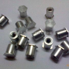 盲孔压铆螺母柱BSO-3.5M3-6
