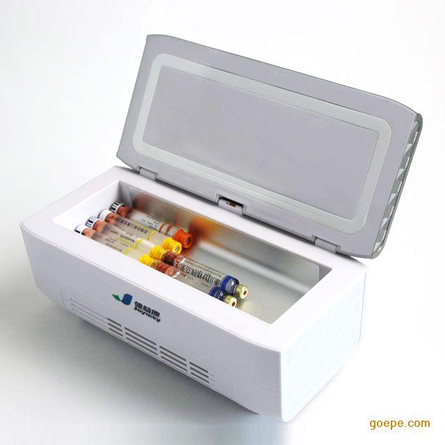 便携式胰岛素冷藏盒 健益康2014新款胰岛素冷藏盒