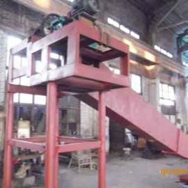 刮板出渣机,框链除渣机,同鑫重型框链除渣机生产厂家