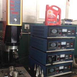 瓶盖超声波焊接机,防伪瓶盖塑焊机厂家