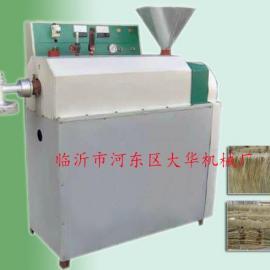 金富民高效红薯粉条机蒸汽式