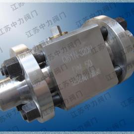 高压球阀-不锈钢高压球阀-天然气高压球阀