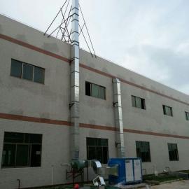 惠州化工厂废气处理设备