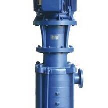 上海凯源DLR热水型多级离心泵