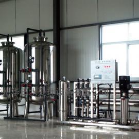饮用纯净水、食品饮料行业配制用水处理设备