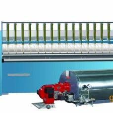 UC系列全主动槽式熨平机 全主动工业烫平机 申光烫平机