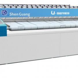 申光UR系列全自动滚筒式工业烫平机图片及相关功能介绍清楚