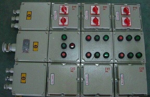 60A防爆动力配电箱BXM(D)51 防爆照明配电箱