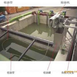 炼钢厂循环除油机 轧钢液管式撇油机