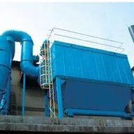 脉冲除尘器布袋除尘器反吹风袋式除尘器工业收尘器集尘器单机除尘