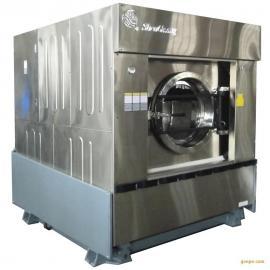 150公斤倾斜式工业洗衣机 上海申光大容量倾斜式洗衣机
