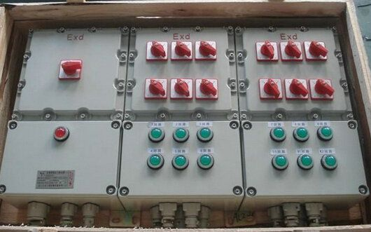 8回路防爆配电箱BXM 防爆100A照明配电箱