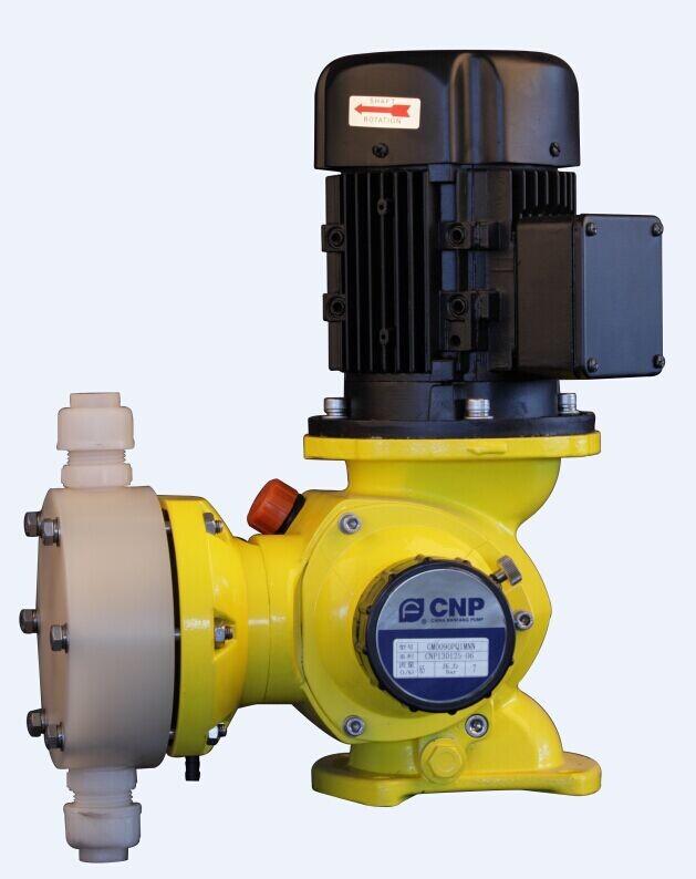 GW系列小型机械隔膜泵GW055