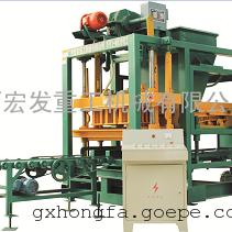 钦州砖机 液压砌块成型机 水泥砖机、路面砖机
