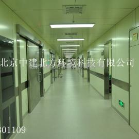 净化车间 净化工程装修 洁净走廊