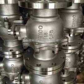 厂家直销  不锈钢法兰球阀  欢迎新老客户来电订购