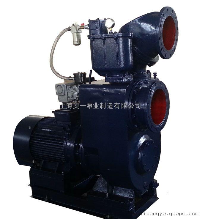 AYZSL(强自吸)双吸式自吸泵