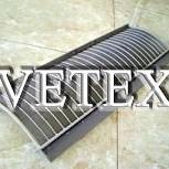 矿山设备使用不锈钢楔形网 不锈钢条缝筛网