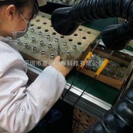 焊锡电烙铁除烟器