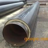 钢套钢直埋热水复合预制保温管价格