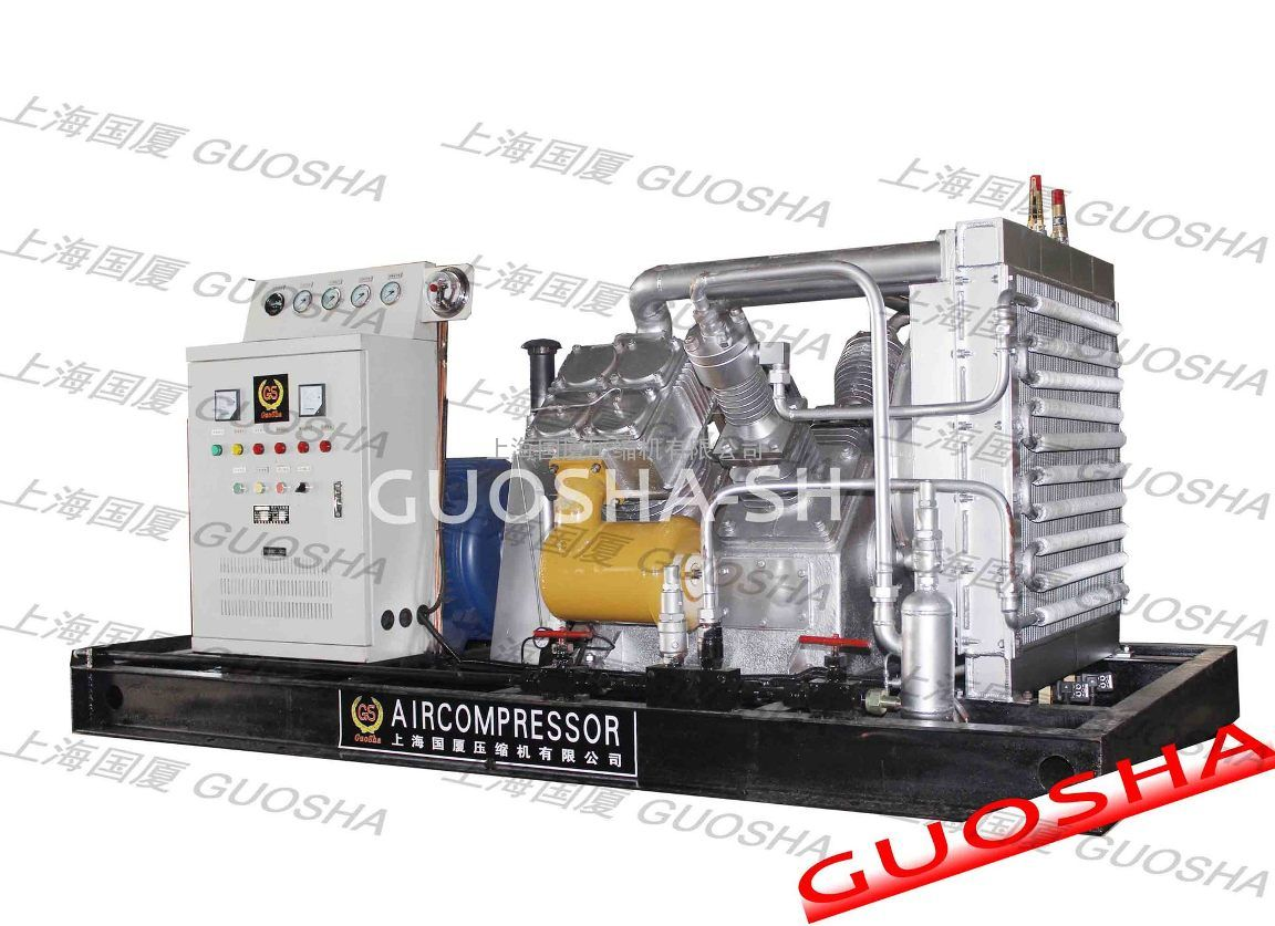 8立方40公斤压力空气压缩机