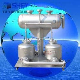 双泵凝水回收泵组-气动凝水回收泵