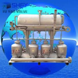 FYQD-Ⅳ气动冷凝水回收装置-气动冷凝水回收设备-疏水自动加压器