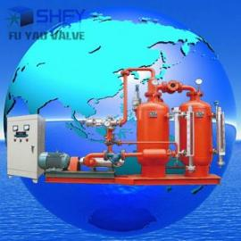 锅炉蒸汽冷凝水回收装置―单泵双缸锅炉蒸汽冷凝水回收装置