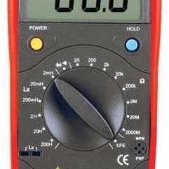 优利德电感电容表UT602/UT602