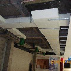 不燃双面彩钢板(玻纤)复合风管价格
