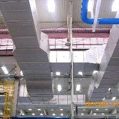 ZRCC-洁净型彩钢板复合风管