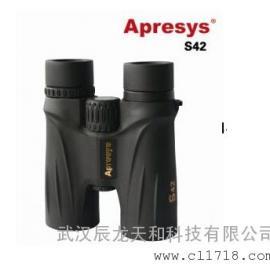 电力林业高清双筒望远镜 S4208