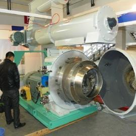 ST生物质新型环保颗粒机制造商 环保流水线成套颗粒设备