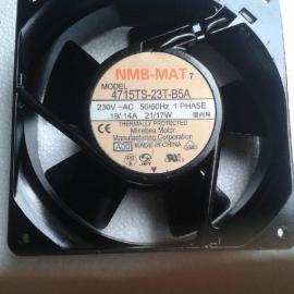 美培亚 4715TS-23T-B5A 12038金属叶风扇