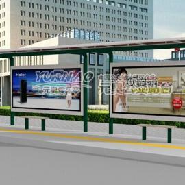 【韶关不锈钢公交候车亭厂家 固原公交候车亭厂家】江苏元奥