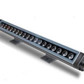 供应5050贴片新款洗墙灯 led线条灯 led线型灯 全彩led洗墙灯