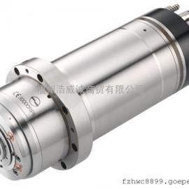 台湾电主轴 BT30 外径120转速24000/30000rpm 7.5kw 气压换刀