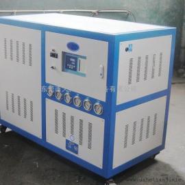 广州15HP水冷式冻水机,15HP水冷式冰水机,工业冷水机