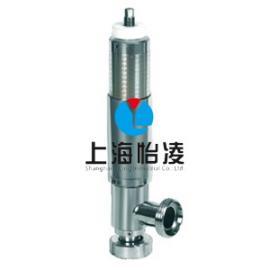 供应高品质卫生级安全阀|上海怡凌卫生级安全阀