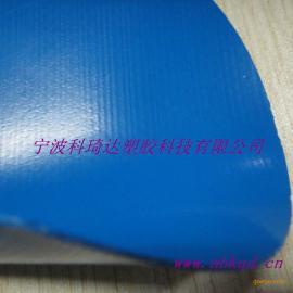 易冲洗PVC涂层夹网布用于广场膜结构
