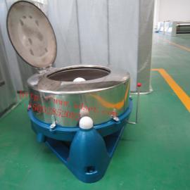 不锈钢工业甩干机(100公斤)