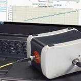 激光频谱特征分析软件